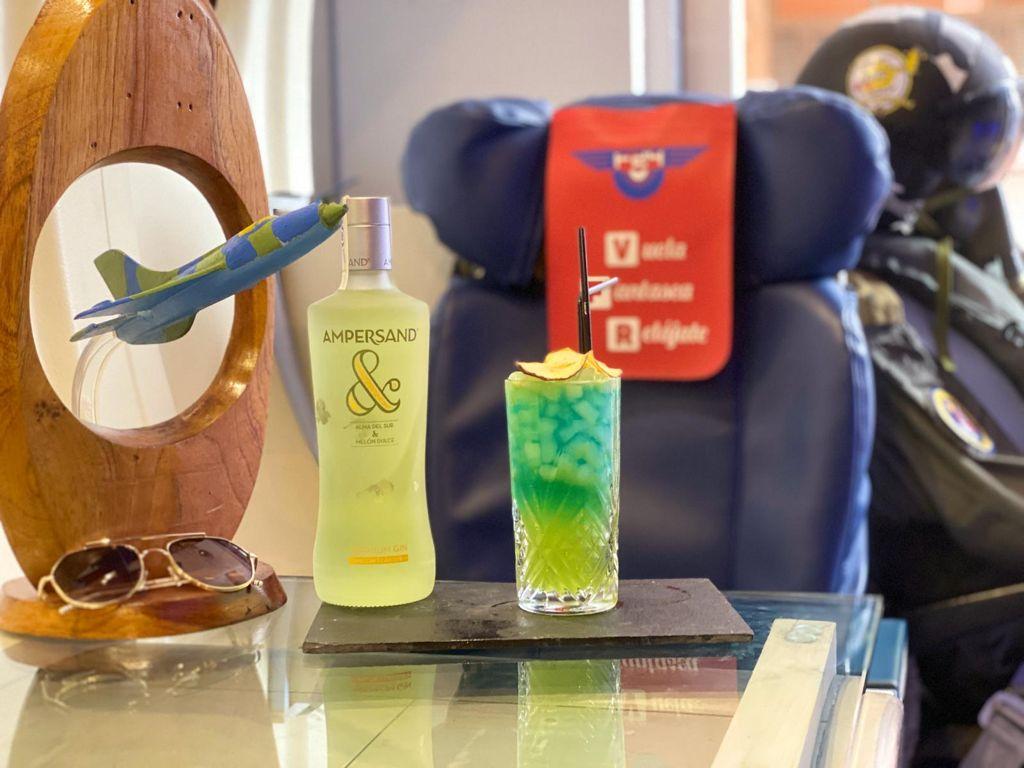 Bebida Cocktail en el F29
